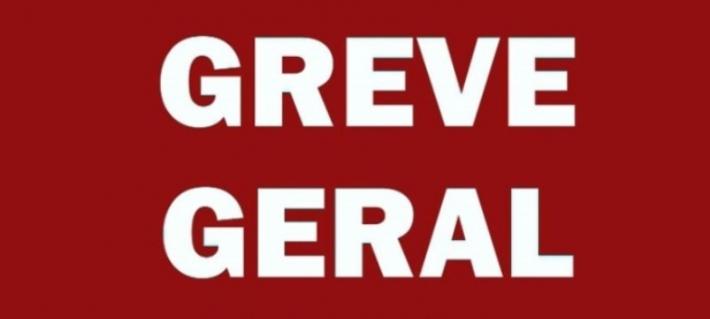 COMUNICADO SOBRE A GREVE GERAL (28/04) - CONTRA AS REFORMAS TRABALHISTA E DA PREVIDÊNCIA